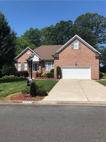 4693 Shannamara Drive, Matthews, NC 28104 (#3509168) :: Charlotte Home Experts