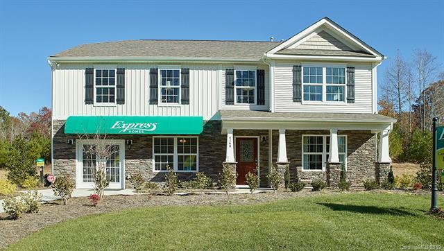 8910 Harwood Knoll Drive #46, Charlotte, NC 28214 (#3509196) :: LePage Johnson Realty Group, LLC