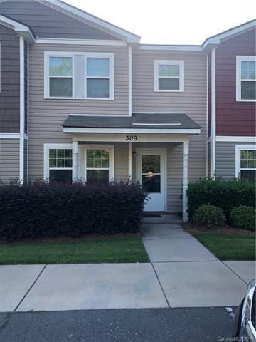 309 Drury Drive, Charlotte, NC 28206 (#3509234) :: Besecker Homes Team