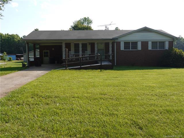 3750 Long Ferry Road, Salisbury, NC 28146 (#3509245) :: Homes Charlotte