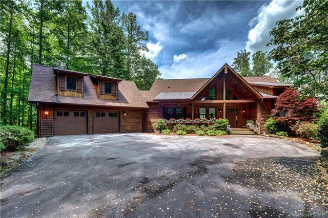 71 Fallsbrook Drive #69, Tuckasegee, NC 28783 (#3509249) :: Carolina Real Estate Experts