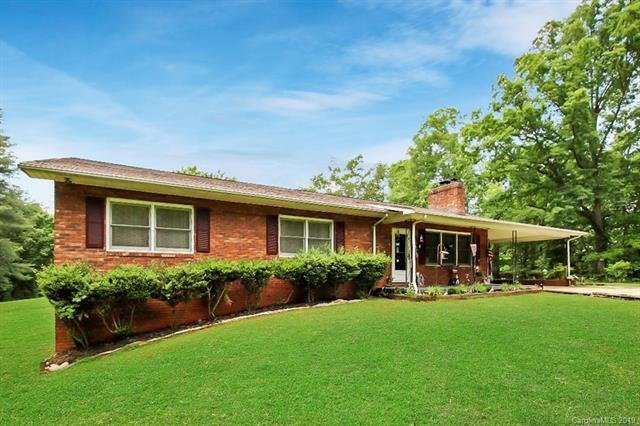 121 Pine Hill Road, Marion, NC 28752 (#3509285) :: Cloninger Properties