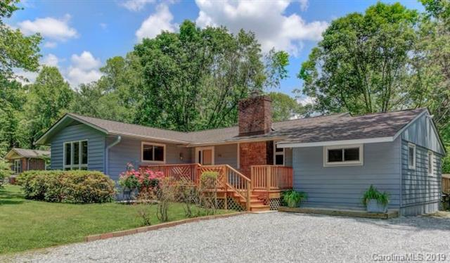 212 Millard J Drive, Hendersonville, NC 28739 (#3509334) :: Besecker Homes Team