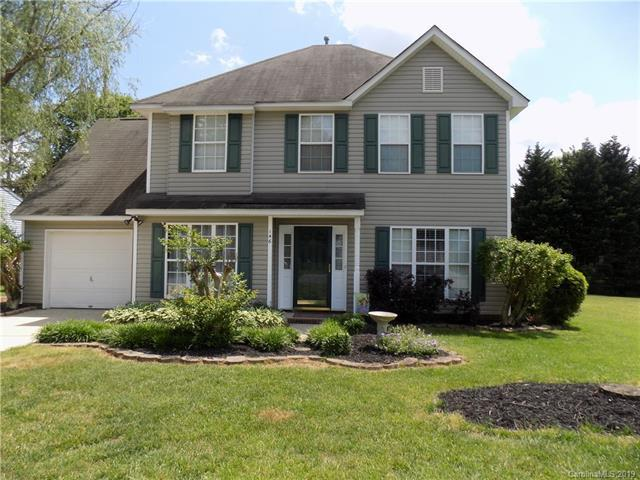 146 Sweet Martha Drive, Mooresville, NC 28115 (#3509388) :: Odell Realty