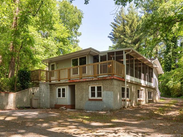 159 Honeysuckle Drive, Hendersonville, NC 28791 (#3509405) :: Besecker Homes Team