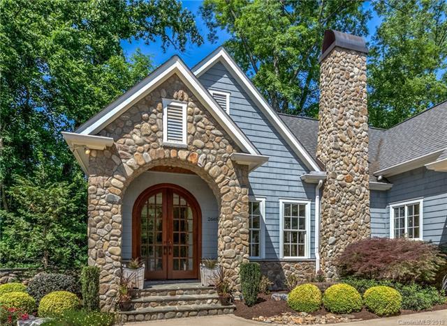 2669 Idlewood Circle, Charlotte, NC 28209 (#3509427) :: Besecker Homes Team