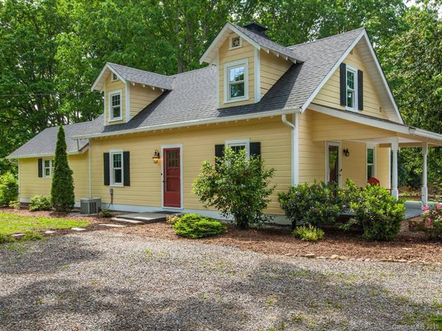 6 Hoopers Creek Road, Fletcher, NC 28732 (#3509480) :: Bluaxis Realty