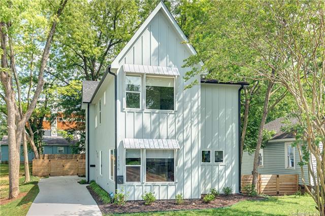 1136 N Alexander Street, Charlotte, NC 28206 (#3509490) :: Besecker Homes Team