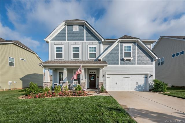 1023 Thessallian Lane #736, Indian Trail, NC 28079 (#3509499) :: Caulder Realty and Land Co.