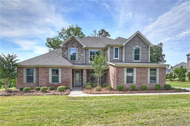 723 Lingfield Lane, Waxhaw, NC 28173 (#3509545) :: Stephen Cooley Real Estate Group