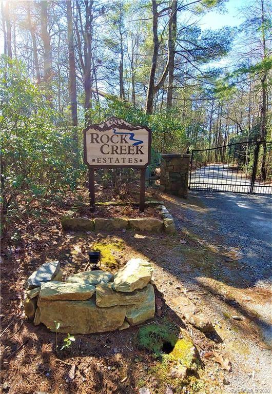 Lot #5 Rock Creek Road, Rosman, NC 28772 (#3509557) :: Keller Williams Professionals