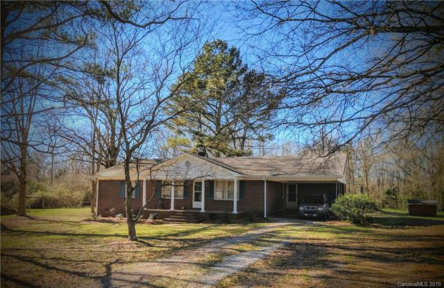 1689 Deep Springs Church Road, Peachland, NC 28133 (#3509605) :: Rinehart Realty