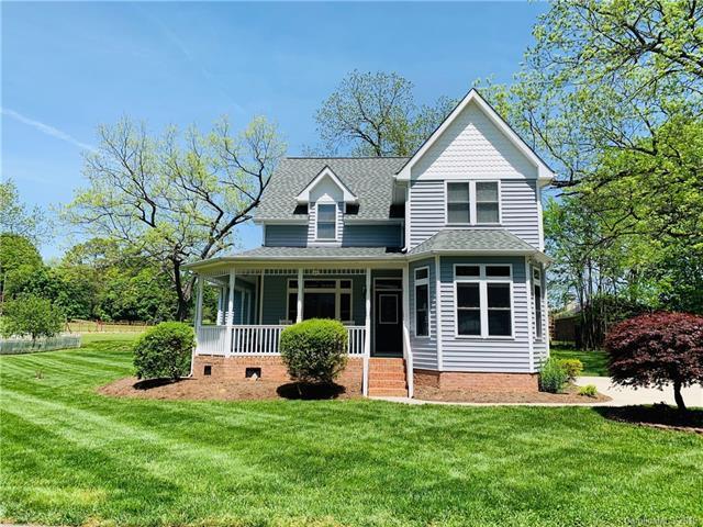 8539 Walnut Street, Mount Pleasant, NC 28124 (#3509608) :: High Performance Real Estate Advisors