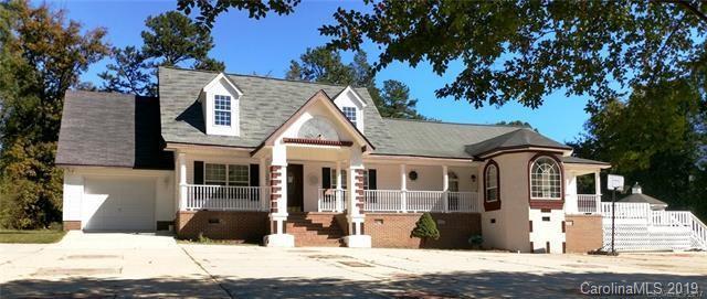 602 Mooresville Road, Salisbury, NC 28144 (#3509611) :: High Performance Real Estate Advisors