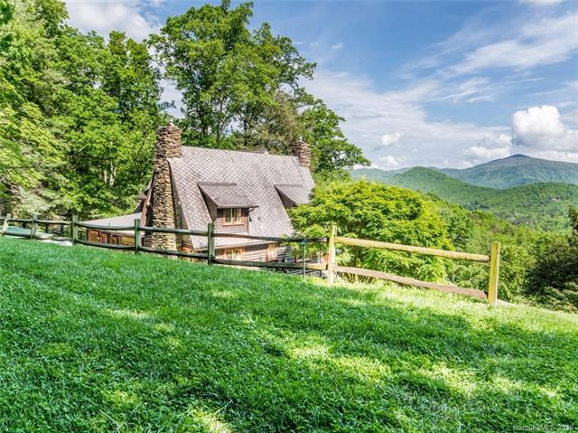 92 Flat Top Mountain Road, Fairview, NC 28730 (#3509620) :: High Performance Real Estate Advisors