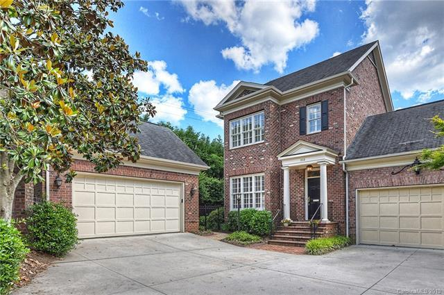 1103 Kings Drive, Charlotte, NC 28207 (#3509632) :: Stephen Cooley Real Estate Group