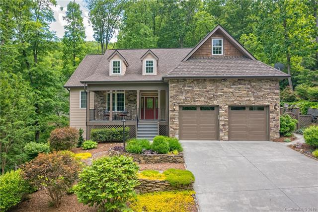 250 Carriage Crest Drive, Hendersonville, NC 28791 (#3509634) :: Team Honeycutt