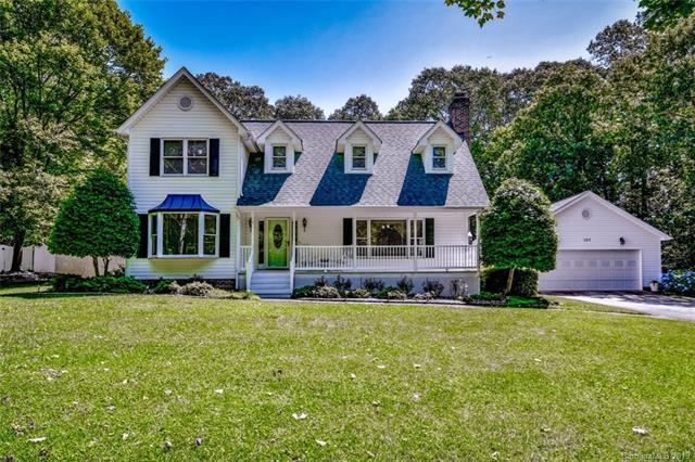 190 Poplar Grove Road, Mooresville, NC 28117 (#3509662) :: High Performance Real Estate Advisors