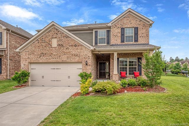 9575 Clarkes Meadow Place NW, Concord, NC 28027 (#3509678) :: Rinehart Realty