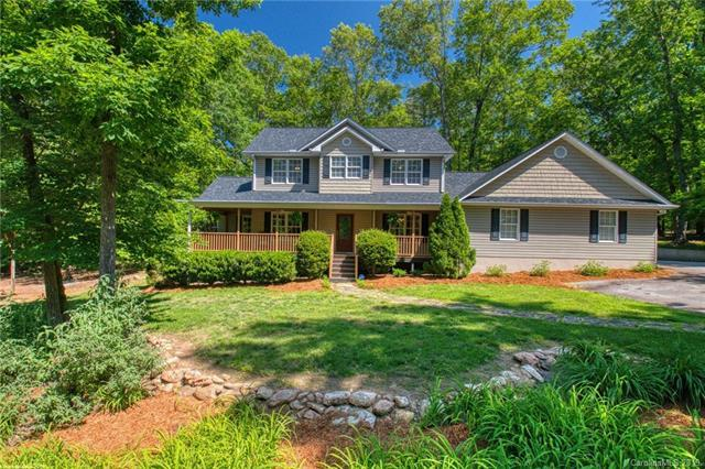28 Gail Drive, Tryon, NC 28782 (#3509702) :: Robert Greene Real Estate, Inc.
