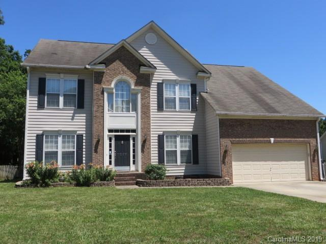 1017 Hollyhedge Lane, Indian Trail, NC 28079 (#3509748) :: LePage Johnson Realty Group, LLC