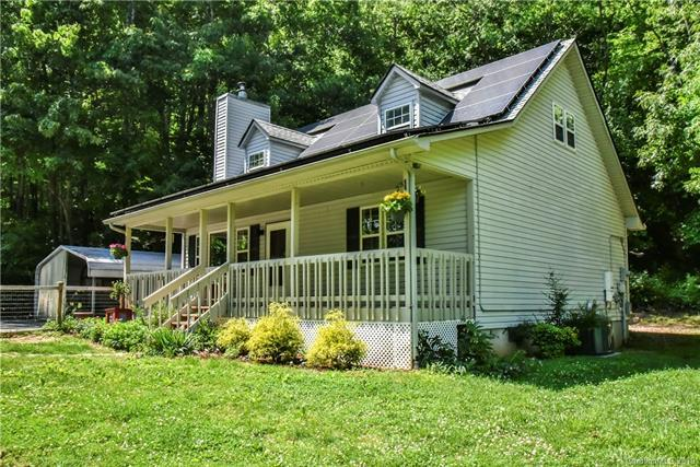 320 Mountain Crest Road, Swannanoa, NC 28778 (#3509778) :: The Ramsey Group