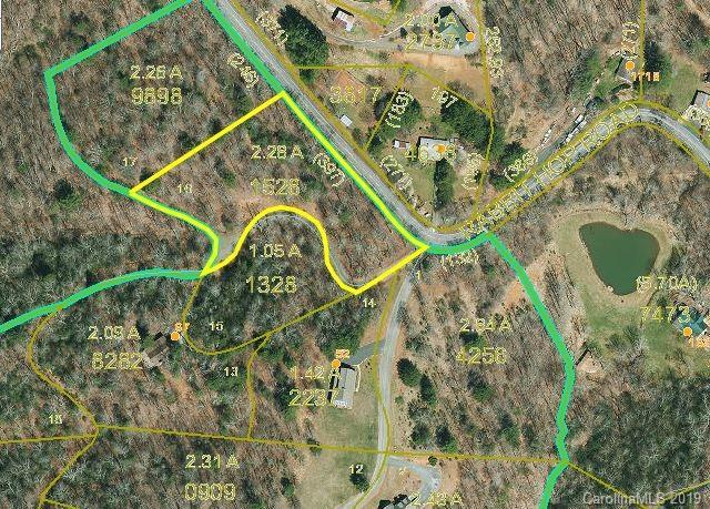 Lot 16 Rabbit Hop Lane #16, Spruce Pine, NC 28777 (#3509793) :: Cloninger Properties