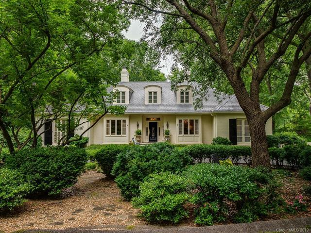 3801 Bonwood Drive, Charlotte, NC 28211 (#3509818) :: LePage Johnson Realty Group, LLC