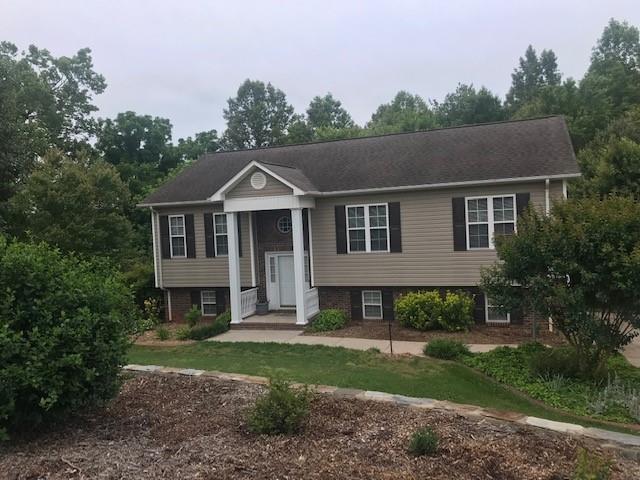 1564 Farmington Hills Drive, Conover, NC 28613 (#3509851) :: Zanthia Hastings Team