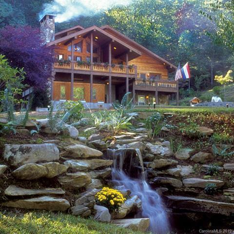 285 Lone Oak Drive, Whittier, NC 28789 (#3509904) :: Roby Realty