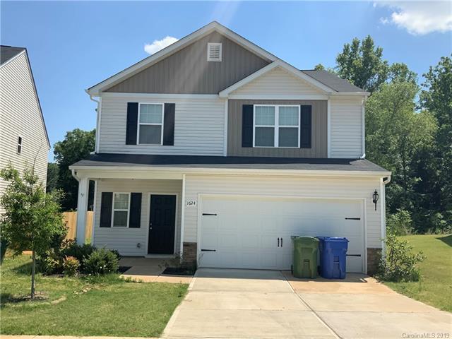 1624 Allegheny Drive, Gastonia, NC 28054 (#3509922) :: Washburn Real Estate