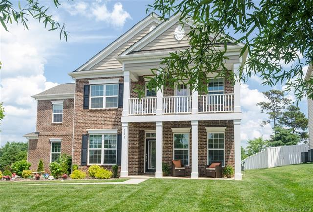 151 W Warfield Drive, Mooresville, NC 28115 (#3509923) :: LePage Johnson Realty Group, LLC