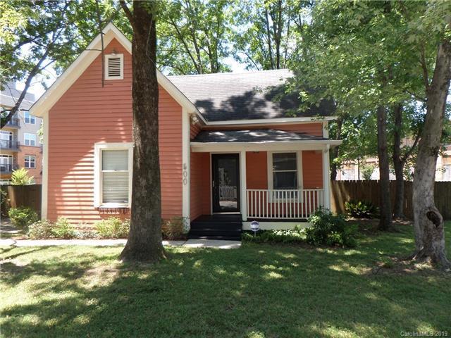 500 Mercury Street, Charlotte, NC 28205 (#3509943) :: Caulder Realty and Land Co.