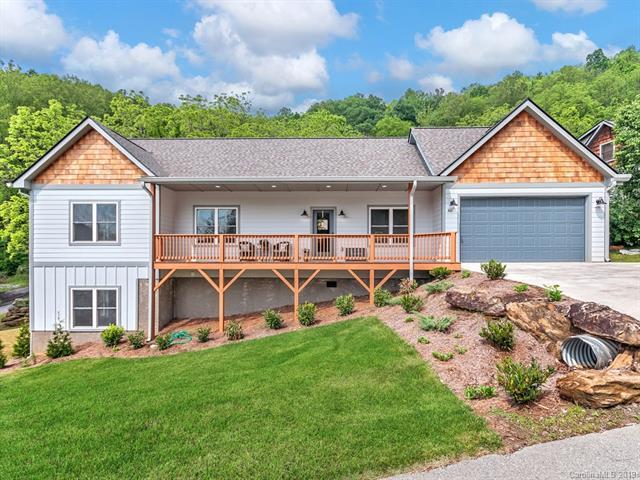 453 Spy Rock Road, Waynesville, NC 28785 (#3509956) :: The Ramsey Group