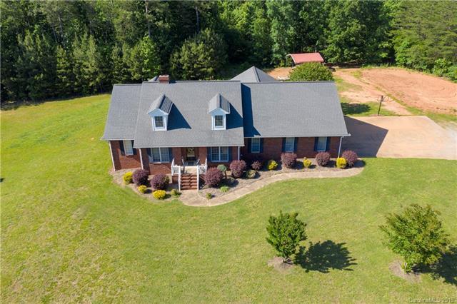 1589 Salem Church Road, Bostic, NC 28018 (#3510027) :: High Performance Real Estate Advisors