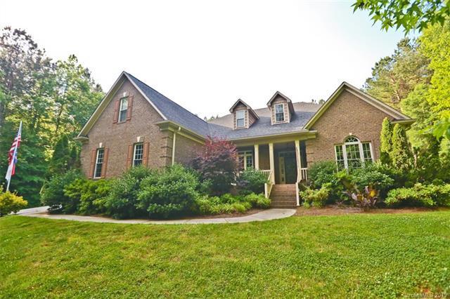 279 Farm Estates Drive, Rockwell, NC 28138 (#3510110) :: Bluaxis Realty