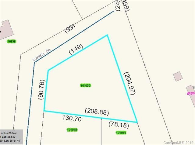 0 Correll Drive, Lincolnton, NC 28092 (#3510116) :: MECA Realty, LLC