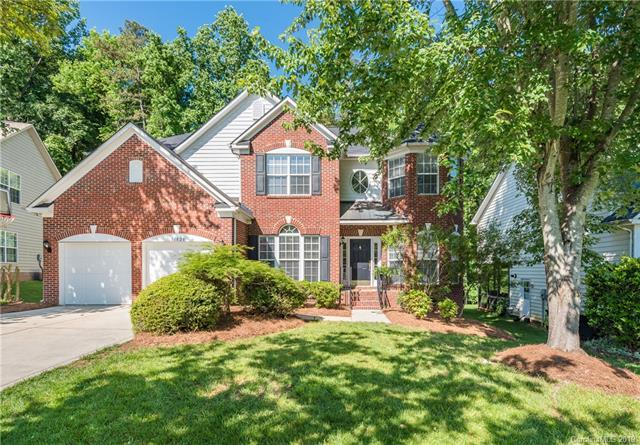 11828 Kennon Ridge Lane, Huntersville, NC 28078 (#3510147) :: Rinehart Realty