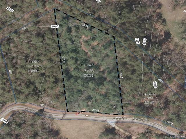 7 Abby Falls Drive #7, Rosman, NC 28772 (#3510150) :: Roby Realty