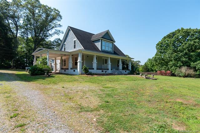 3539 Reepsville Road, Lincolnton, NC 28092 (#3510156) :: Rinehart Realty