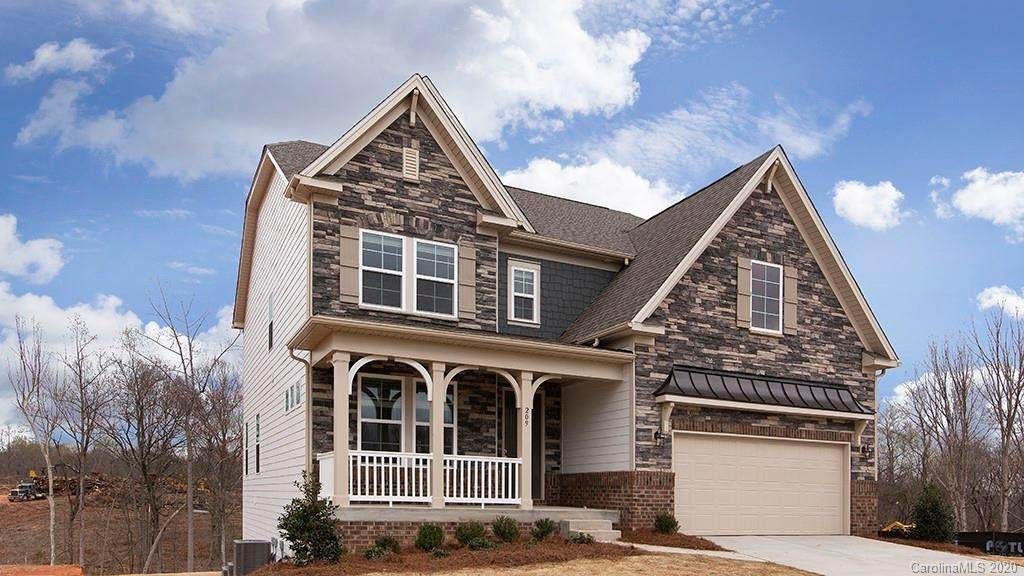 209 Dudley Drive #93, Fort Mill, SC 29715 (#3510186) :: Besecker Homes Team