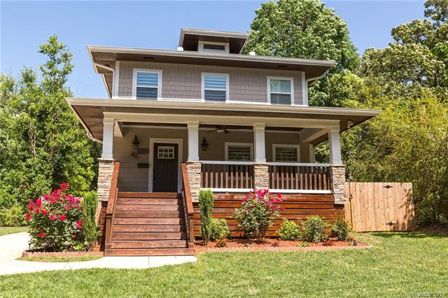 2714 Clemson Avenue, Charlotte, NC 28205 (#3510244) :: LePage Johnson Realty Group, LLC