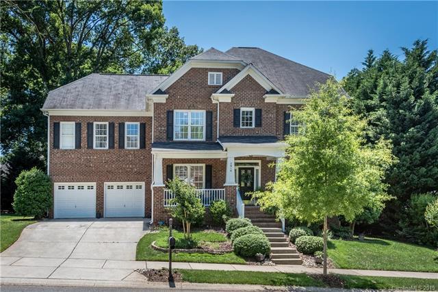 7914 Bytham Castle Drive, Huntersville, NC 28078 (#3510260) :: Carlyle Properties