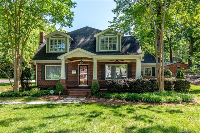 3501 Commonwealth Avenue, Charlotte, NC 28205 (#3510269) :: Cloninger Properties