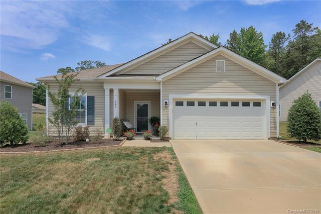 149 Avalon Reserve Drive, Mooresville, NC 28115 (#3510270) :: Rinehart Realty