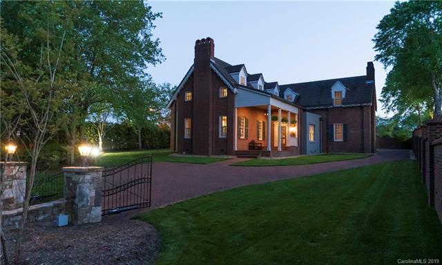 106 S King Street, Morganton, NC 28655 (#3510409) :: High Performance Real Estate Advisors