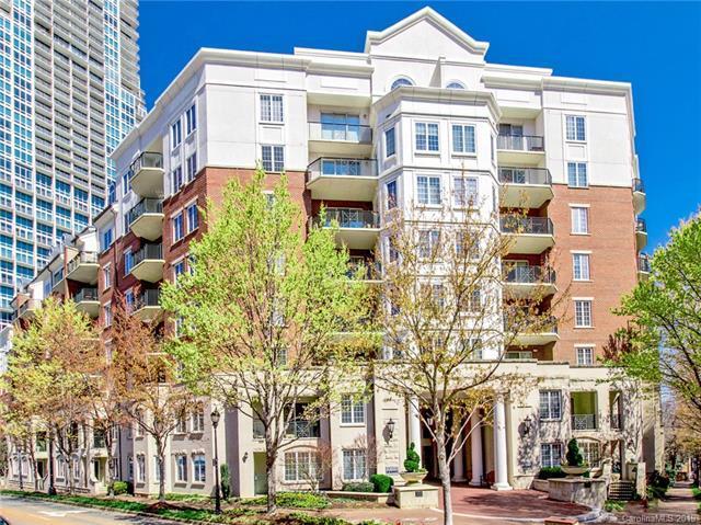 300 W 5th Street #136, Charlotte, NC 28202 (#3510423) :: LePage Johnson Realty Group, LLC