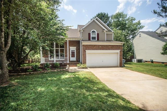 4707 Brownes Ferry Road, Charlotte, NC 28269 (#3510435) :: Carlyle Properties