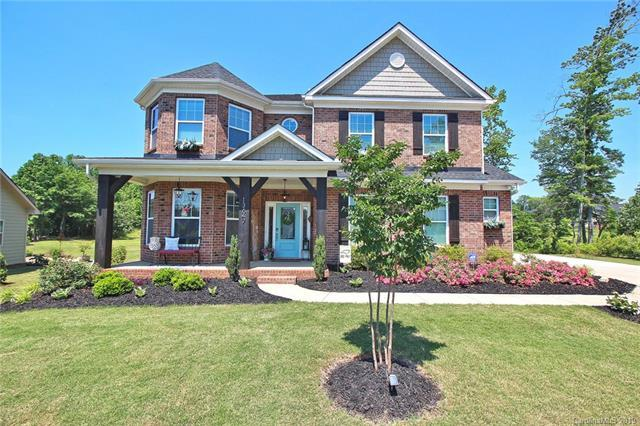 13647 Mary Crest Lane, Mint Hill, NC 28227 (#3510441) :: The Premier Team at RE/MAX Executive Realty