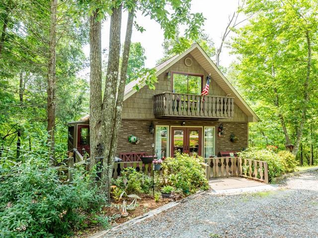 183 Sparrows Way, Lake Lure, NC 28746 (#3510502) :: Washburn Real Estate